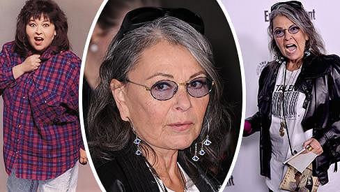 Proměna Roseanne Barr