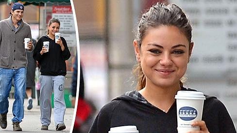 Mila Kunis svou garderobu neřeší.