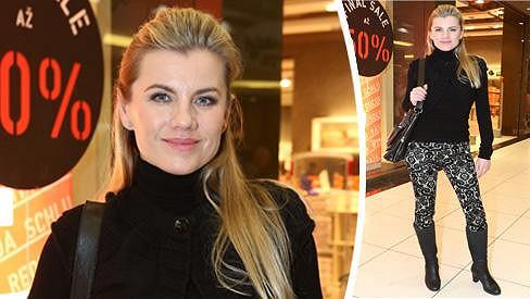 Leona Machálková vypadá fantasticky.