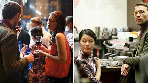 Hejlík dorazil s Ha Thanh Nguyen, ale večer zakončil ve společnosti Daniely Písařovicové.