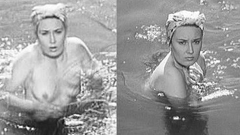 Lída Baarová ukázala vnady ve filmu Ohnivé léto.
