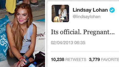 Lindsay Lohan všem pořádně zamotala hlavu.