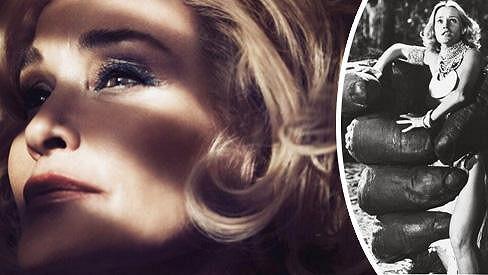 Jessica Lange odstartovala kariéru filmem King Kong.