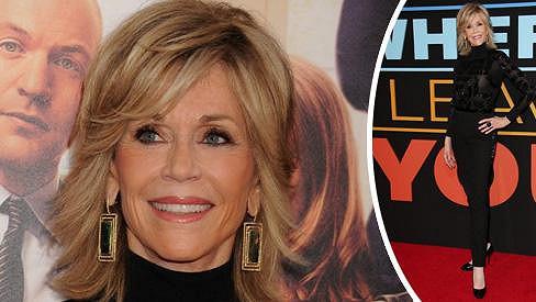 Jane Fonda vypadá stále skvěle.