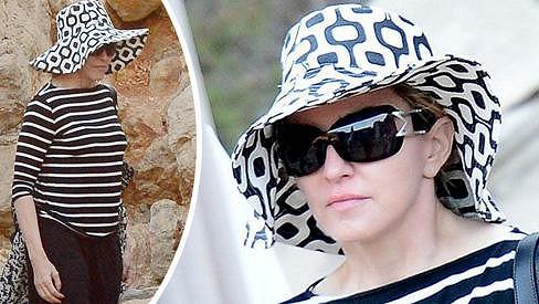 Madonna už neprovokuje.
