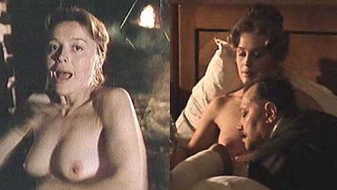 Magda Vášáryová se na filmovém plátně nikdy nestyděla.