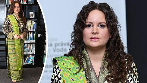 Jitka Čvančarová se vrátila z Bhútánu.