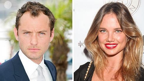 Jude a Alicia jsou novým párem šoubyznysu.