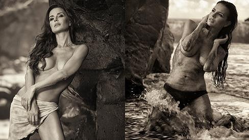 Silvia Lakatošová vypadá naprosto fantasticky.