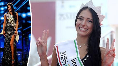 Itálie zná svou Miss...