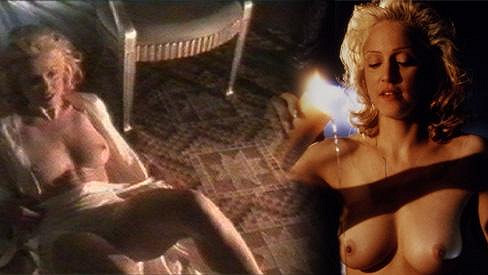 Madonna v hodně dráždivé roli.