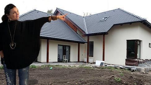 Mahulena Bočanová se už brzy nastěhuje do nového domečku.