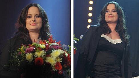 Jitka Čvančarová dosud neshodila těhotenská kila.