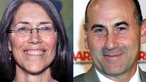 Takhle dnes vypadají herci James Eckhouse a Carol Potter známí jako Cindy a Jim Walshovi.