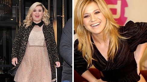 Kelly Clarkson je šťastnou a oplácanou maminkou.