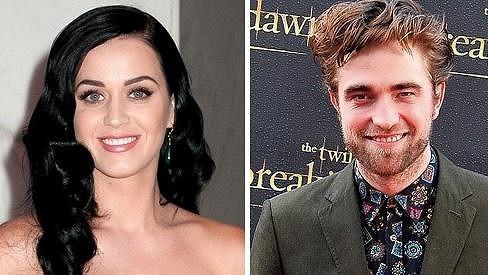 Robert Pattinson a Katy Perry jsou prý novým párem šoubyznysu.