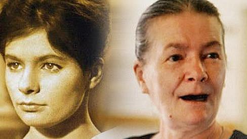 Ivana Pavlová-Hoblová jak si ji všichni pamatují a dnes.