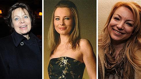Takhle teď vypadají herečky z Básníků.