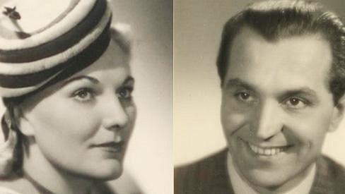 Jiřina Štěpničková s Gustavem Nezvalem nebyli jen kolegové.