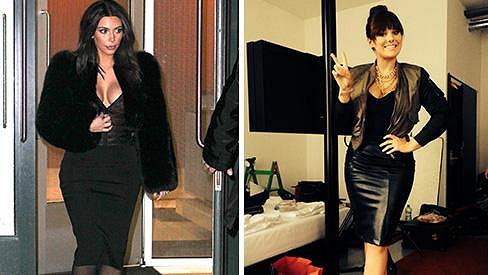 Kim Kardashian má s Ewou Farnou leccos společného...