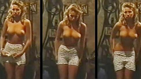 Tereza Pergnerová se svlékla v seriálu Nanebevstoupení Lojzka Lapáčka.