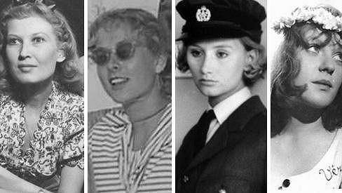 Byly mladé, krásné, talentované a zemřely příliš brzy.
