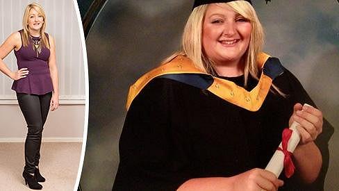 Melissa zhubla 32 kil a konečně může dýchat.