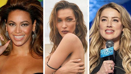 Tohle jsou nejkrásnější ženy světa.