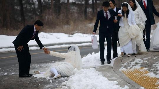 Ne vždy se svatba podaří. (ilustrační foto)