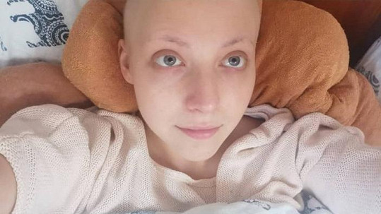 Anička promluvila o své nemoci.