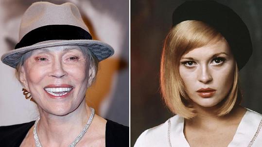 Faye Dunaway po 47 letech