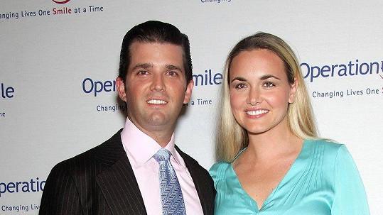 Donald a Vanessa se po 12 letech rozvádí.