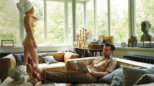 S manželkou Monikou chodí Leoš Mareš k terapeutovi.