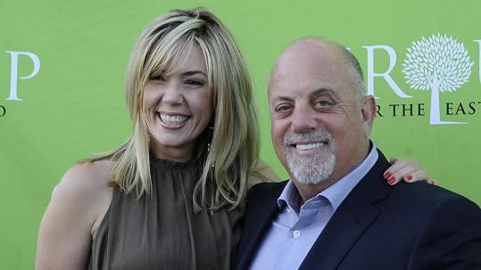 Billy Joel s přítelkyní Alexis Roderick