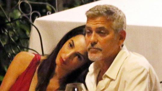 George Clooney konečně našel tu pravou.