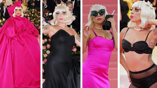 Lady Gaga to zase pořádně rozjela.