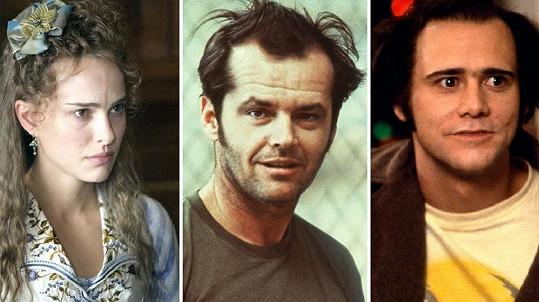 Tito slavní herci spolupracovali s Milošem Formanem