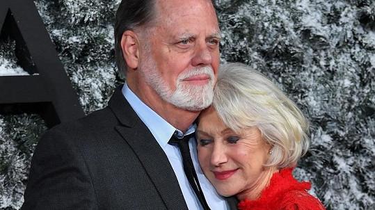 Helen Mirren s manželem