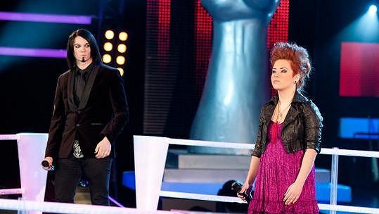 Alan Tuscany a Dominika Šuľáková by měli během duetu kooperovat. Místo toho by si nejraději vjeli do vlasů.
