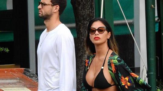 Nicole Scherzinger a Grigor Dimitrov