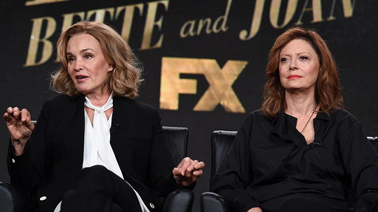 Jessica Lange a Susan Sarandon
