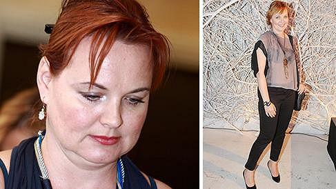 Kamila Špráchalová bojuje s váhou.