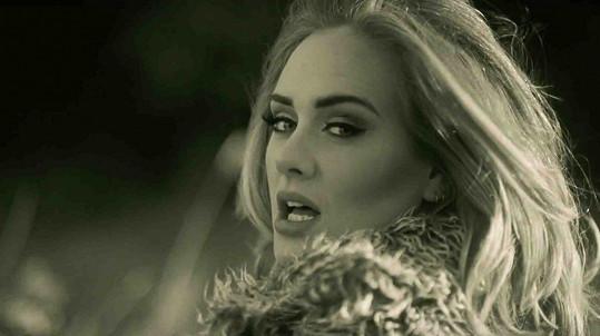 Obstojí Adele jako herečka?