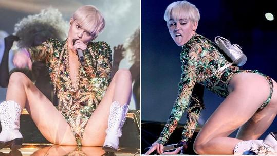 Miley předčila i hvězdy filmů pro dospělé.