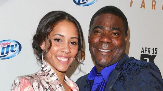 Tracy Morgan s Megan Wollover