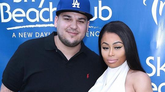 Rob Kardashian a Blac Chyna se raději nikdy neměli poznat.