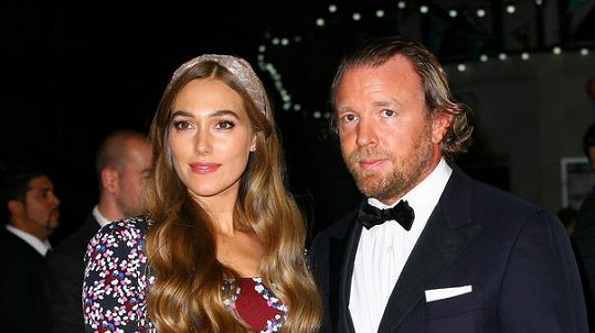 Guy Ritchie a Jacqui Ainsley