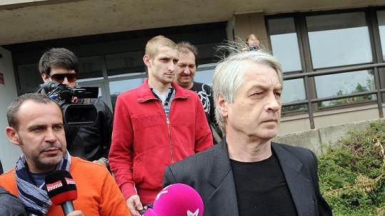 Josef Rychtář si zachránil firmu velmi překvapivým tahem.