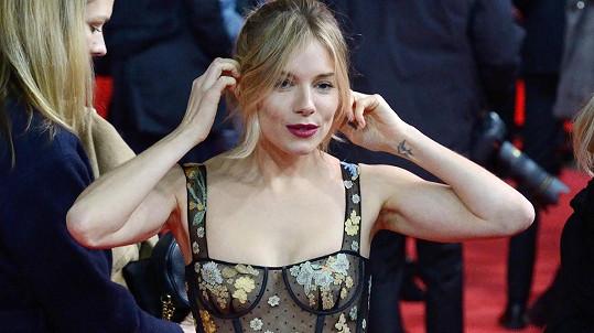 Sienna Miller na Berlinale