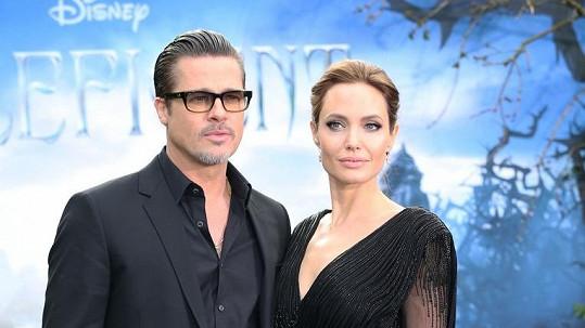 Angelina a Brad se obklopují luxusem.